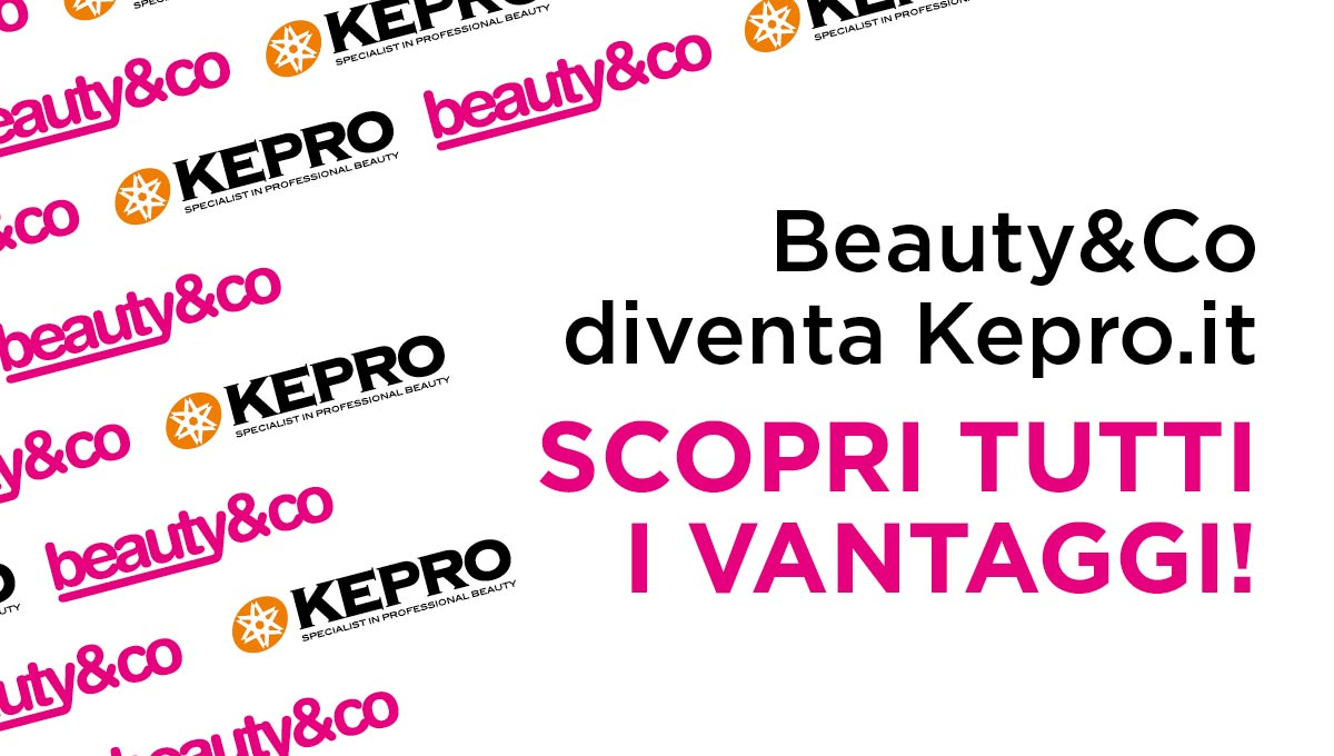 Beauty&Co diventa Kepro.it