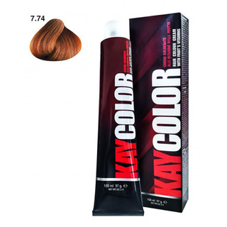 Kay Color - Crema Colorante Kay Color 7.74 Creme Caramel