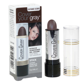 Cover Your Gray - Cover Your Gray Stick Castano Scuro