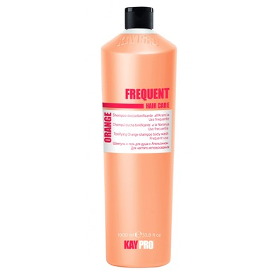 HAIR CARE SHAMPOO FREQ.ARANCIA 1000