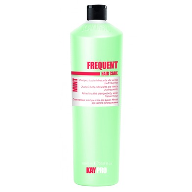 HAIR CARE SHAMPOO FREQ.MENTA 1000ML
