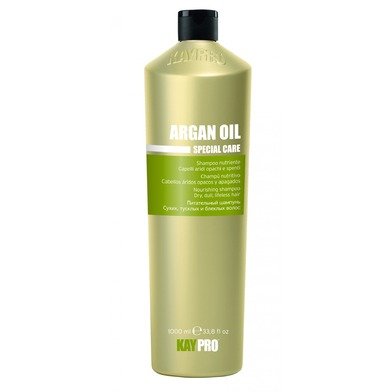 SPECIAL CARE SHAMPOO ARGAN 1000 ML