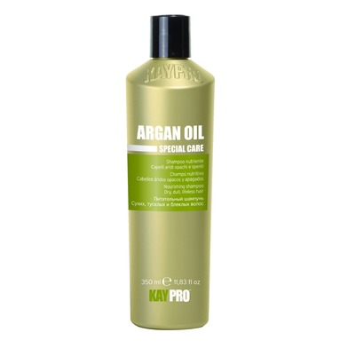 SPECIAL CARE SHAMPOO ARGAN 350 ML
