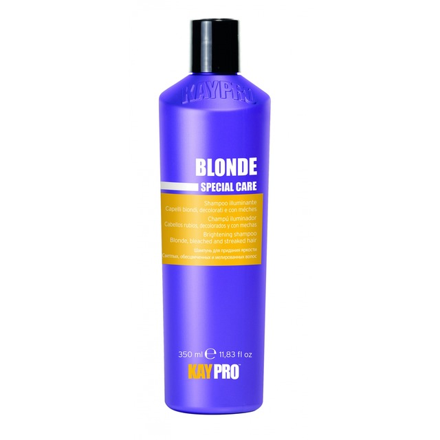 SPECIAL CARE BLONDE SHAMPOO 350 ML - SPECIAL CARE BLONDE SHAMPOO 350 ML