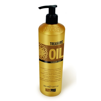 CONDITIONER TREASURE OIL 350 ML