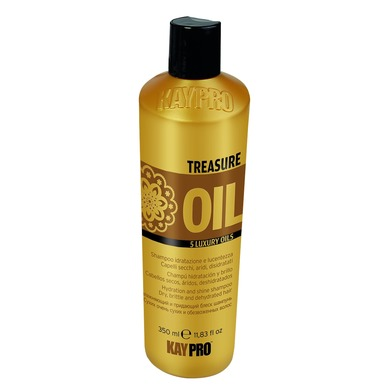SHAMPOO TREASURE OIL 350 ML