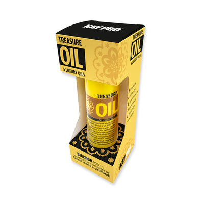 BIFASICO TRESURE OIL 200 ML