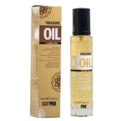 TRESURE OIL 100 ML