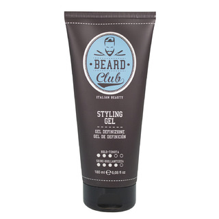BEARD CLUB GEL TENUTA MEDIA 180ML