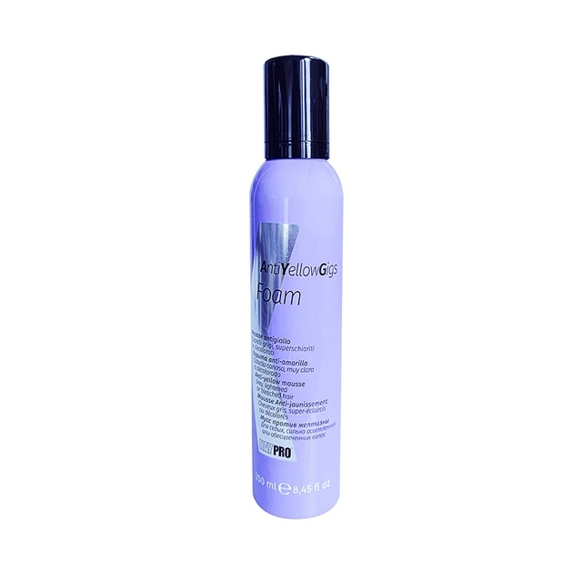 MOUSSE ANTIGIALLO 250 ML - MOUSSE ANTIGIALLO 250 ML