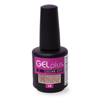Gel Plus - Nuances GEL PLUS 2020 - 14 luxury glitter