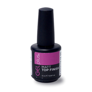 Gel plus Matt Top Finish - 15 ml