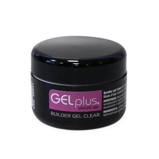 Gel Plus - Gel plus Builder Gel Clear - 15 ml