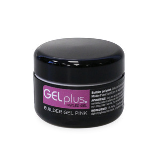 GELPLUS BUILDER GEL PINK 15ML