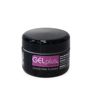 GELPLUS  COVER PINK FLOWER  15ML