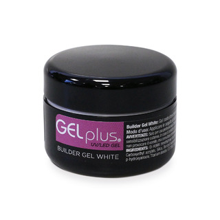 Gel plus Builder Gel White - 15 ml