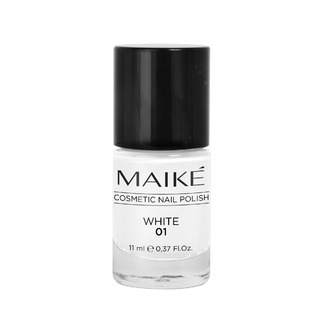 Nuances MAIKE Nail Polish - 900 white 01