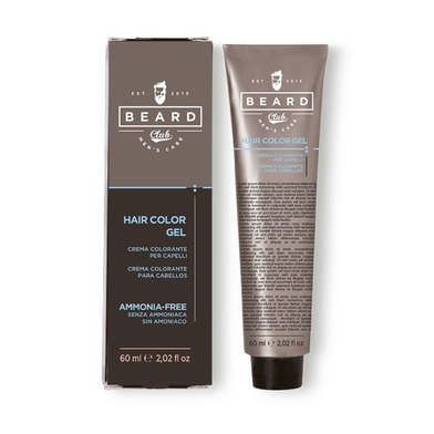 HAIRCOLOR GEL 60ML NUANCE ANTRACITE
