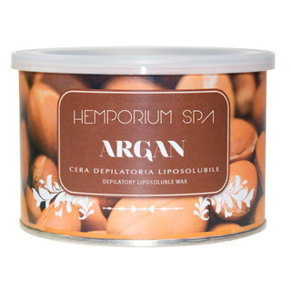 Hemporium Spa - Cera Depilatoria Argan