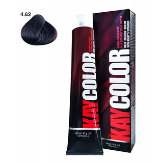 Kay Color - Crema Colorante Kay Color 4.62 Castano Rosso Luminoso